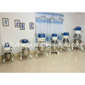 10L Three Speed Food Mixer Planetary Mixer pictures & photos