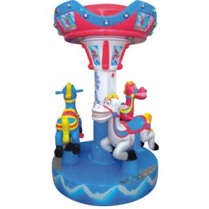 2016 Hot Sale! Amusement Equipment Kiddie Carousel for Children (D009) pictures & photos