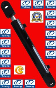 Hydraulic Cylinder of Welded Type (Adjustable Female Clevis Cylinder) with Pressure of 3000psi (Bore: 1.5′′) -Fit to Hydraulic Pump-