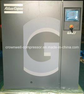 Atlas Copco Oil Injected Screw Air Compressor (GA15 GA18 GA22) pictures & photos