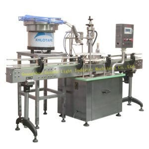 Auto Capping Machine for Aluminium Caps (GHAC-3) pictures & photos