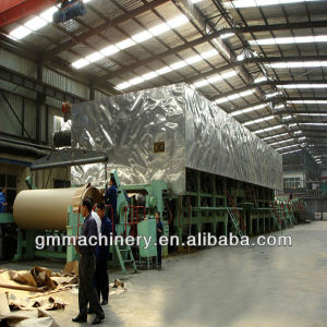 Fluting and Testliner Paper Making Machine pictures & photos