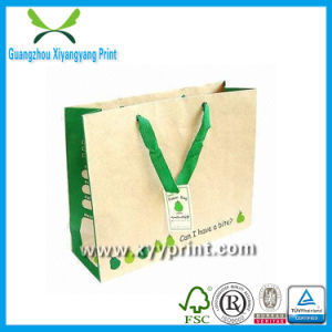 Manufacture Professional Custom Christmas Gift Bag Wholesale pictures & photos