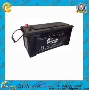 High Capacity JIS N190 12V190ah Electric Vehicle Mf Battery (MFN190) pictures & photos