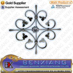 Decoration Wrought Iron Iron Panel pictures & photos