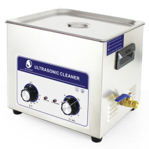 CE 10L Lab Equipent Ultrasonic Cleaner Machine pictures & photos
