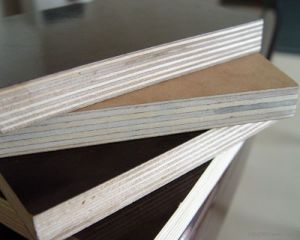 Film Faced Plywood /Shuttering Plywood/Construction Plywood pictures & photos