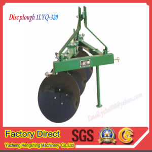 Farm Machinery Disc Plough for Foton Tractor pictures & photos