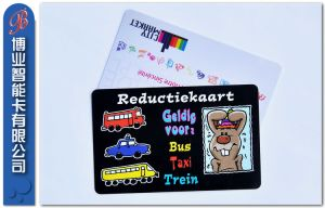 Popular PVC Plastic Proximity Card pictures & photos