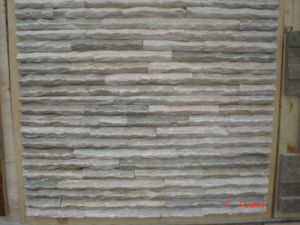 Factory Supply Grey Natural Cultural Stone pictures & photos