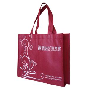 Non Woven Shopping Bag for Promotion (QCUW-15)