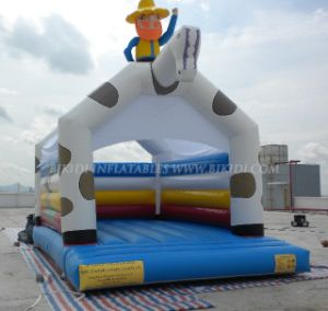 Cowboy Inflatable Bouncer, Moonwalks Inflatables (B1065) pictures & photos