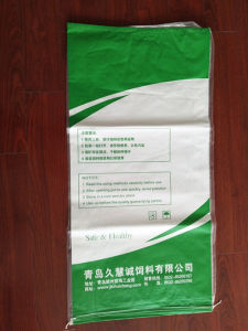 Plastic Packaging PP Woven Bag with Liner pictures & photos