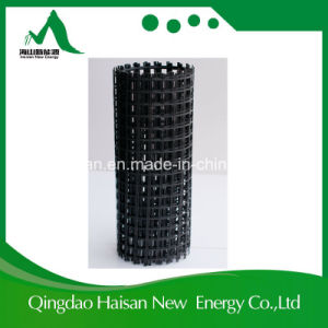 25/25kn 30/30kn 40/40kn 50/50kn 80/80kn 100/100kn Factory Supply Fiberglass Geogrid with Ce Certificate pictures & photos