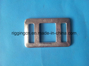 Iron Plate Stamping Lashing Belt Buckle pictures & photos