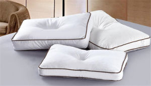 High Thread Count Cotton Pillow Multi-Functional Pillow Sleep Helper Pillow pictures & photos