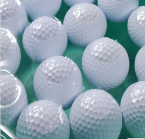 Long Distance 2 Layers Outdoor Driving Range Golf Ball pictures & photos