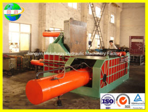 Scrap Steel Baling Machine with PLC (YDT-400) pictures & photos