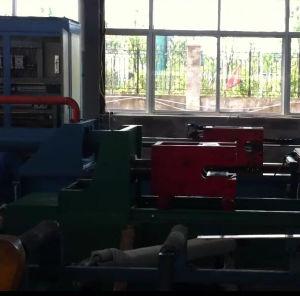 Automatic Capacity Auto Hydraulic Cold Drawing Machine Copper Rod Copper Busbar Drawing Machine F
