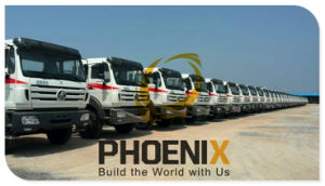 Beiben Truck Ng80 Tractor Truck 6X4 with Mercedes Benz Technology One Year Warranty pictures & photos