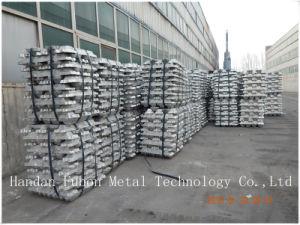 Series Grade Alloy Aluminum Ingot 99.7% pictures & photos