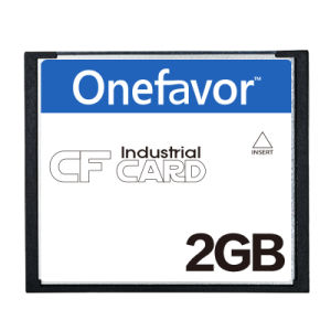 2GB OEM Memory Card Compactflash Compact Flash Card Industrial CF Card pictures & photos