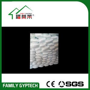 Non-Alkali Glassfiber for Making Gypsum Cornice pictures & photos