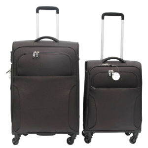 Small Order Accepted 600d Polyester Trolley Case pictures & photos