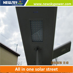 Hot Sell 30W Solar Power LED Street Light pictures & photos