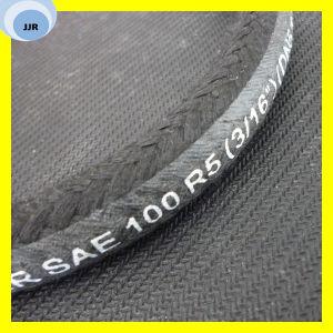 Auto Car Hose Textile Covered Hose Oil Resistant Hose pictures & photos