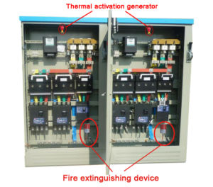 Small Aerosol Fire Extinguishing Device pictures & photos