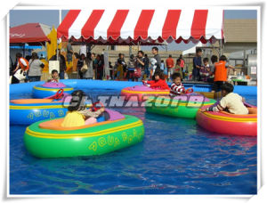 Hot Summer Water Sport Games Inflatable Battery Bumper Boat pictures & photos