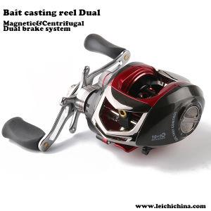 Dual Cast Control Bait Casting Reel pictures & photos