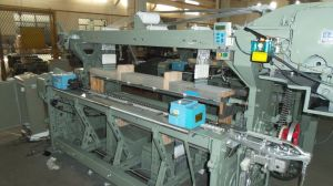 Hyr738-190t Rapier Loom with Tucking Device pictures & photos