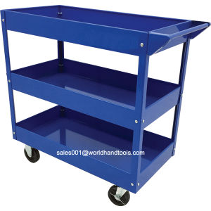 Three Layers of Service Tool Cart pictures & photos