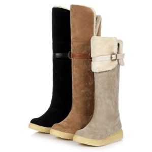 China 2013 New Arrival Women′s Winter Snow Boots (BF-XD04) - China
