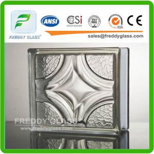 Blue Glass Block/Glass Brick/Glass Shoulder Block/Glass Corner Block pictures & photos