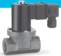 Gas Solenoid Valve (VGP serial)