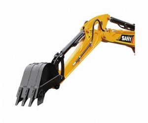 Sany Sy16 Lower Fuel Hydraulic Crawler Excavator pictures & photos