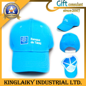 Cotton Embroidery Cap for Promotional Gift (KFC-003) pictures & photos