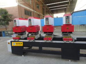 Four -Head Seamless Welding Machine for PVC\