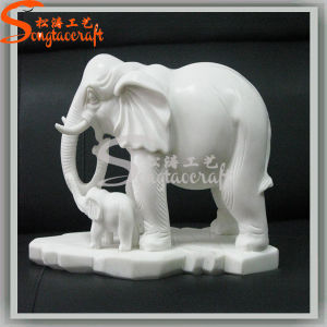 Home Decoration Small Decorative Artificial Elephant Statues pictures & photos