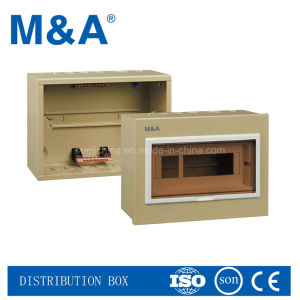 Mdb-a (NEW TYPE) Spn Distribution Box Consumer Unit pictures & photos