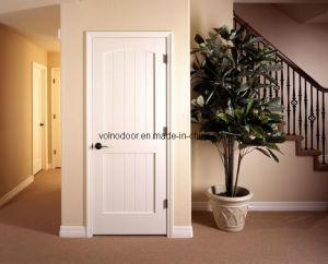 Interior Solid Wooden Door with Veneer Door pictures & photos