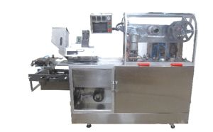 Dpb-140 Al-PVC Flat-Plate Automatic Blister Packing Machine pictures & photos