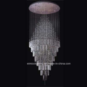 Big Crystal Chandelier for Home Lobby Decorated (EM017-16L)