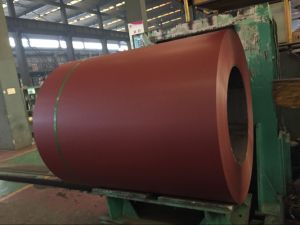 Hot Dipped Pre-Painted Galvanized Steel Coil Dx51d+Z pictures & photos