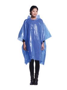 Cheap Plastic Wholesale Custom Rain Ponchos