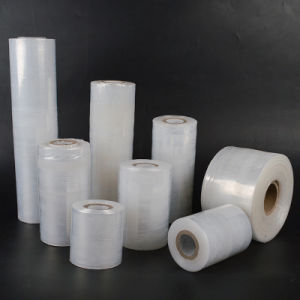 Plastic PE Hand Use Stretch Packing Film pictures & photos