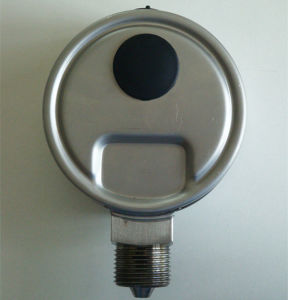 100mm Stainless Steel Pressure Gauge with Monel Connection pictures & photos